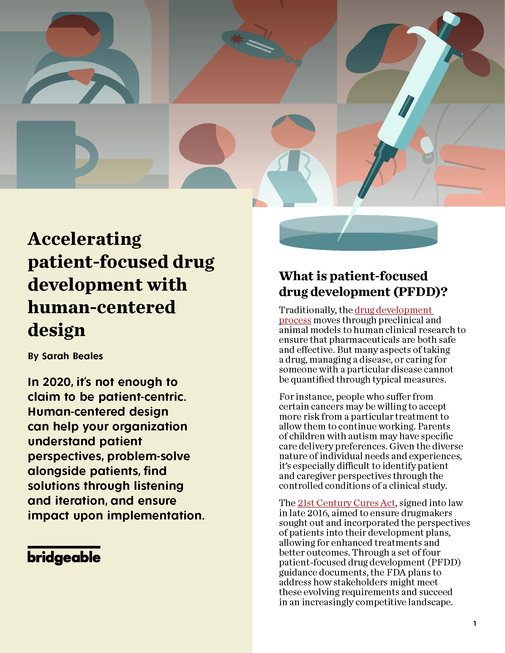 Accelerating patient-focused drug development with human-centred design _ Bridgeable_Page_1
