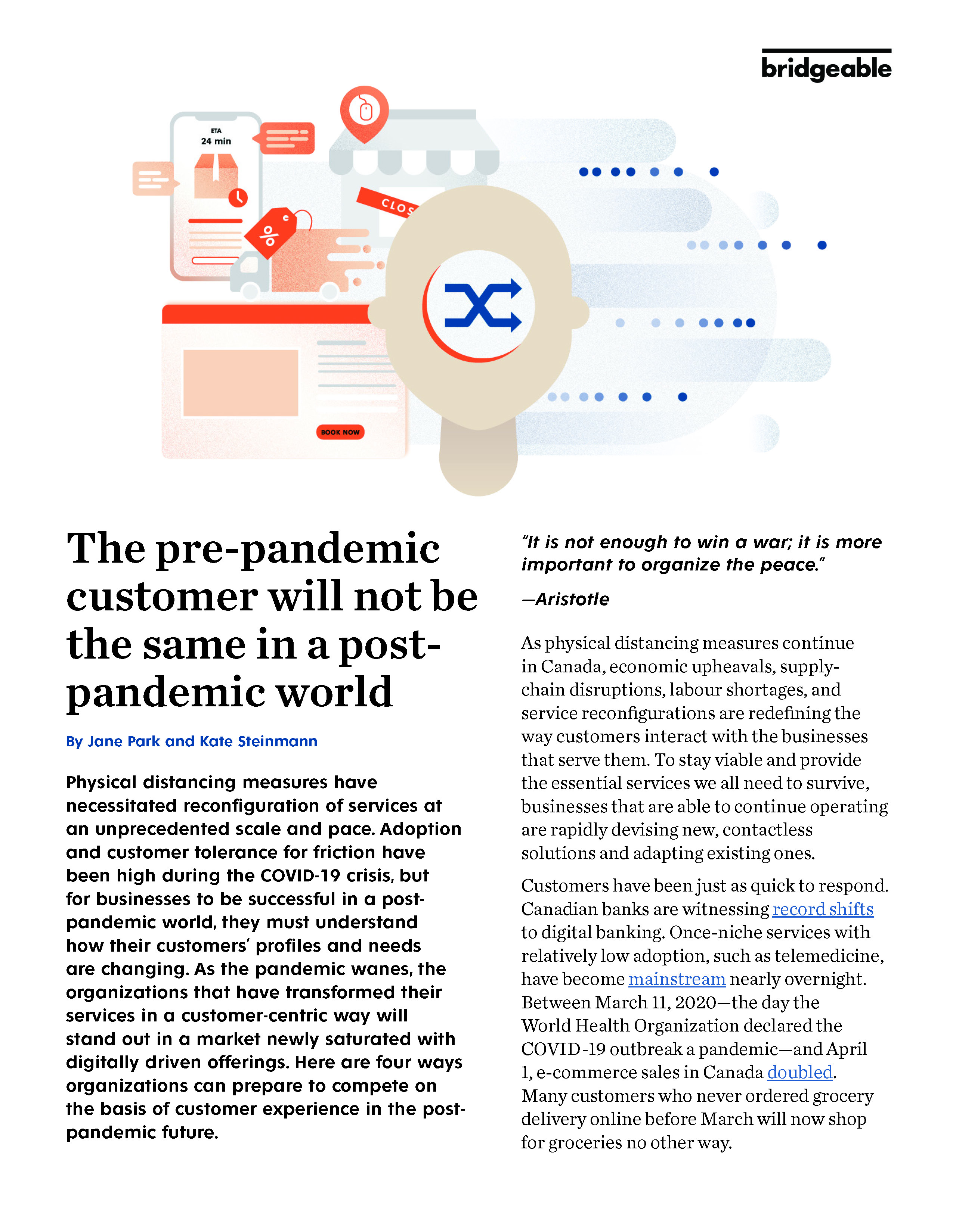 The post-pandemic customer experience _ Bridgeable_Page_1