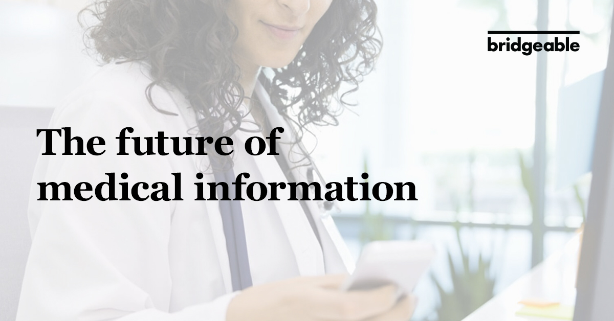 The future of medical information